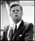 President Kennedy - Announcing Candidacy for President