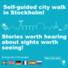 Talk of the Town Audio Guide in Stockholm English