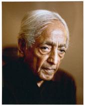 Krishnamurti LearnOutLoud Jiddu Krishnamurti