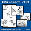 The Insect Folk by Margaret Warner Morley