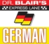 Dr. Blair's Express Lane: German