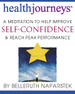 A Meditation to Help You Improve Self-Confidence