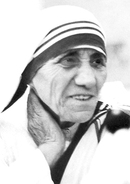 Mother Teresa Audio & Video