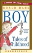 Boy: Tales of Childhood