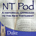 NT Pod: A Historical Approach to the New Testament Podcast