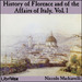 History of Florence and of the Affairs of Italy, Volume 1