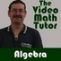 Video Math Tutor: Algebra Video Podcast