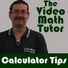 Video Math Tutor: Calculator Tips Video Podcast