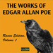 The Works of Edgar Allan Poe: Raven Edition, Volume 1